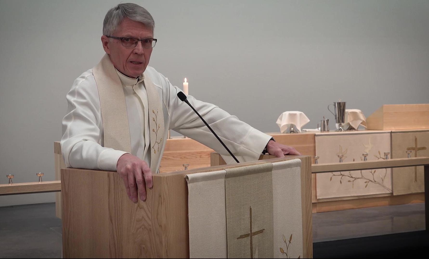 Timo Määtän saarna 5.4.2021